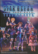 Star Ocean 4 The Last Hope Trading Arts Complete Set Square Enix From Japan F/S