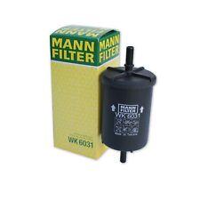 MANN-FILTER Fuel filter WK6031 1567A5 fits Citroen C3 SC_ 1.2 VTi 82 1.4