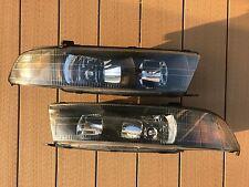 JDM 98-01 Mitsubishi Galant EA1A Legunum EC5W VR4 Headlights Lights Lamps OEM