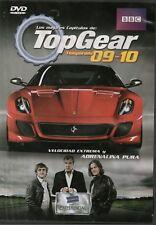 Los Mejores Capitulos de: TopGear -Temporada 09-10- DVD