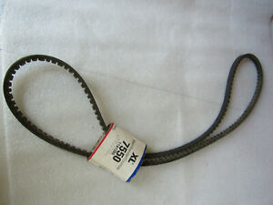 Accessory Drive Belt-High Capacity V-Belt Standard CARQUEST by GATES 7550 USA