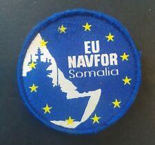 Patch tissu - EU Navfor Somalia