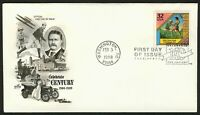 #3182f 32c Pure Food and Drugs Act, Art Craft FDC **ANY 4=FREE SHIPPING**