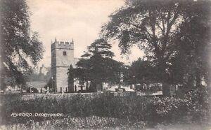 Derbyshire  - ASHFORD, Church