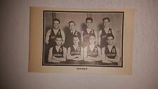 Socony 1922-1923  Basketball Team Picture