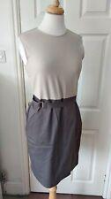 L.K. Bennett Grey Sheath Dress Size 10 *VGC*
