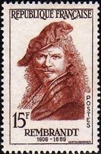 """FRANCE STAMP TIMBRE N° 1135 """" REMBRANDT 15F """" NEUF xx TTB"""