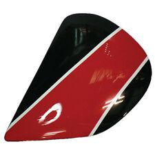 Arai Helmets RX-7 RR4 Side Pods Shield Covers Visor Holders ROBERTS JR RED Parts