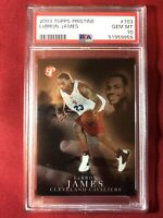 2003 Topps Pristine LeBron James ROOKIE RC /499 #103 PSA 10 GEM MINT
