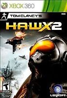 Tom Clancy's H.A.W.X. 2 XBOX 360 Simulation (Video Game)