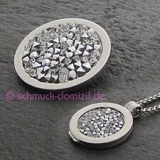 NEU Quoins - QMOK-01M-CC - Crystal Rock - Kristall Gr. M - Swarovski Elements