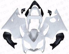 Unpainted ABS Plastic Fairing Cowl Bodywork For Honda CBR600 F4I 2001 2002 2003