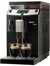 Saeco Lirika Basic Cafetera Independiente Negro Metálico 2,5 L Granos de café