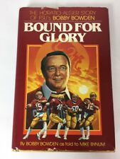 Bound For Glory Autographed Bobby Bowden FSU