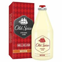 After Shave Lotion From Old Spice Musk 150 ml