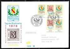 Germany 1978 Ersttag FDC cover Stamp Day and German Philatelists' Meeting