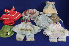 VOGUE Ginny Strung Doll 1952-53 Outfit Lot