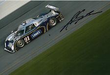 Marc Goossens Hand Signed 12x8 Photo Porsche 250.