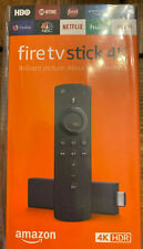 New Amazon Fire TV Stick 4K w/ Alexa Voice Remote Latest Model (2019)