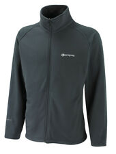 Sprayway Mens Santiago Fleece Top Small - Charcoal - New SALE RRP £40