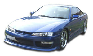 97-98 Fits Nissan 240SX V-Speed 2 Duraflex Full Body Kit!!! 103613