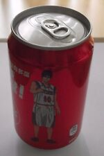 New full coca cola collectable can cartoon series from Taiwan 330 ml Tshirt nr10
