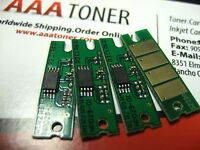 4 x Toner Chip for Ricoh 407259, SP 201 SP204 SP213 SP 213SFNw Refill
