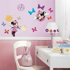 MINNIE MOUSE bow-tique wall stickers 33 decals Disney Clubhouse room decor