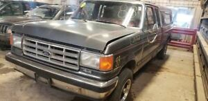 Speedometer Cluster MPH With Trip Odometer Fits 1988 FORD F150 744055