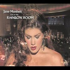 Live at the Rainbow Room Jane Monheit MUSIC CD