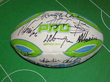 Papua New Guinea 2013 Rugby League World Cup Squad Signed Ball - 24 Autographs!