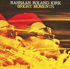 RAHSAAN ROLAND KIRK Bright Moments RHINO ATLANTIC JAZZ 14 Tracks