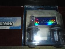Headlight Bulb-STE Sylvania Silverstar 9004 New Sealed Retail Package