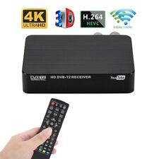 K2 TV Box 1080P USB DVB-T2 DVB-T2 DVR Receiver Digital Smart TV Box AV HDMI Out