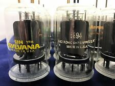 5894 Single Tube Sylvania, Amperex, Ect., Direct Plug & Play Replacement 829B