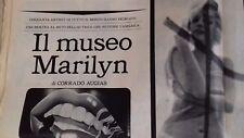 L'ESPRESSO dicembre 1967 Marilyn MONROE Corrado Augias
