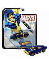 BNIB Hot Wheels Marvel Die Cast Car - Cyclops X MEN Brand New