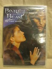 NEW Beauty and the Beast - The Complete First Season (DVD, 2007, 6-Disc Set)