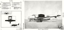 Fairchild C-82 Packet & C-119 Flying Boxcar  HISTORIC PERIOD ARCHIVE MANUALS