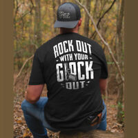 Rock Out with your Glock Out Short Sleeve T-Shirt