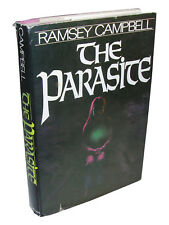 THE PARASITE by Ramsey Campbell, 1st Edition, Horror Classic, Hardcover, 1980