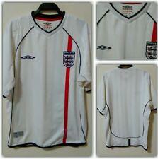 Maglia calcio umbro Inghilterra vintage shirt camiseta soccer Inghilterra