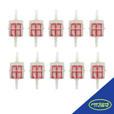 FF-113-10 - 10 x Small Universal Inline Diesel Fuel Filter 6 & 8mm [BAG OF 10]