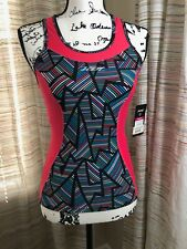 Zoot Women's Performance Tri Racerback Tank Pink Ginger Size Small