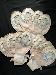 Salts Healthcare Neonatal Confidence Comfort Ostomy Bags with Flexifit x14 pcs