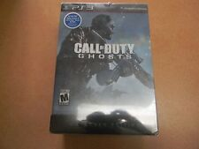 CALL OF DUTY GHOSTS HARDENED EDITION, SONY PLAYSTATION 3, NEW
