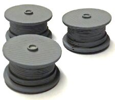 Milicast ACC38 1/76 Resin WWII Three Large Cable Drums for Albion Tank Transport