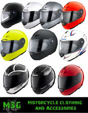 Schuberth Helmets with Integrated Sun Visor
