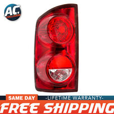 CH2800165 Tail Light Assembly Driver Side for 07-09 Dodge Ram 1500/2500/3500