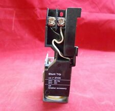 New MERLIN GERIN 24VAC 24VDC Shunt Trip Unit 37435 CF Frame Breaker Access.